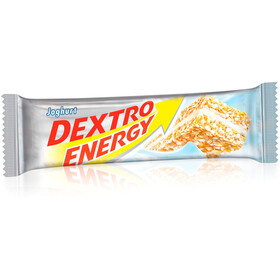 Dextro Energy Energy Bar Box 25 x 35g, Yoghurt